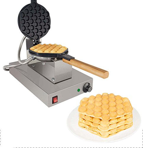 Waffles Cake Maker Roll Machine - 7