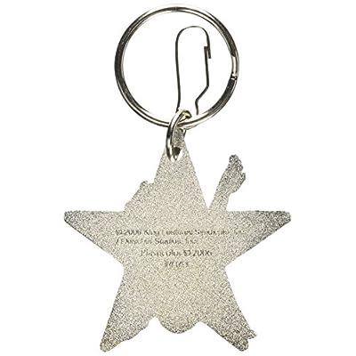 Plasticolor Betty Boop Star Enamel Key Chain: PlastiColor: Automotive