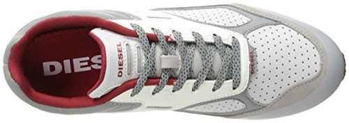 Diesel Heren V-diction S-gloryy Fashion Sportschoen Maan Rock / Mineraal Grijs