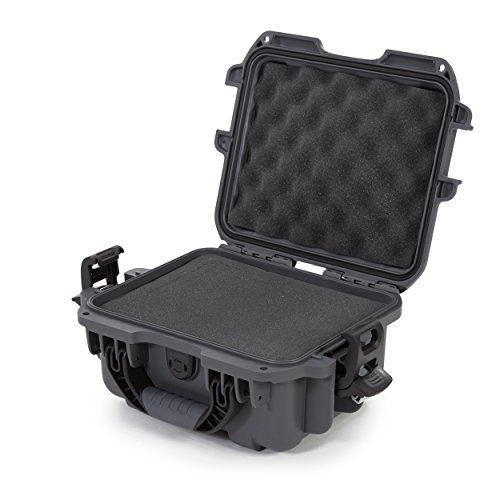 Nanuk 905 Waterproof Hard Case with Foam Insert - Graphite