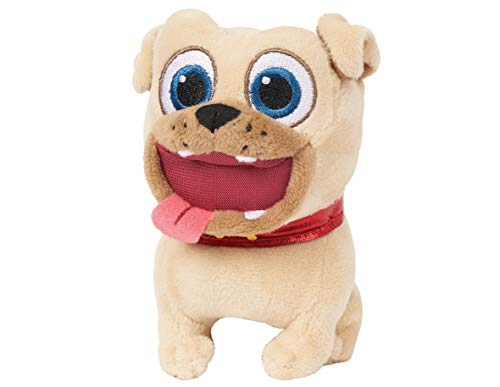 """Just Play 3.50"""" Puppy Dog Pals Pet & Talk Pals – Rolly from DISNEY JUNIOP PUPPY DOG PALS"""