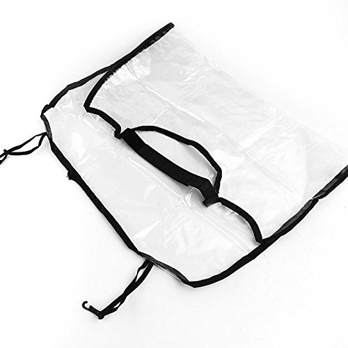 NOPNOG Car Seat Back Cover Seats Protector for Children Kick Mat Mud:
