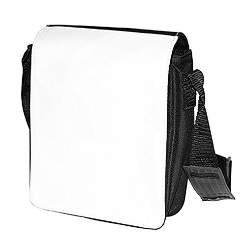 Estampado Negro X Foto Personalizado Bolso 18 Riñonera 22 Bandolera Cm IwqAHE