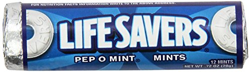 Life Savers Pep-O-Mint, 20-Count