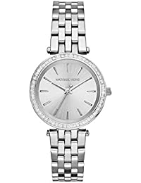 Women's Darci Silver-Tone Watch MK3364