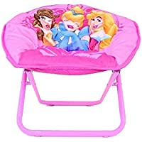 Disney Princesses Pink Folding Mini Saucer Chair