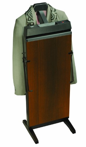 Corby Jerdon 3300W 30 mins Cycle Pants Press with Automatic Shut Down and Manual Cancel Options, Walnut Finish ()