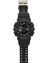 G-Shock X-Large Display Stealth Black Watch (GA110-1B) -...