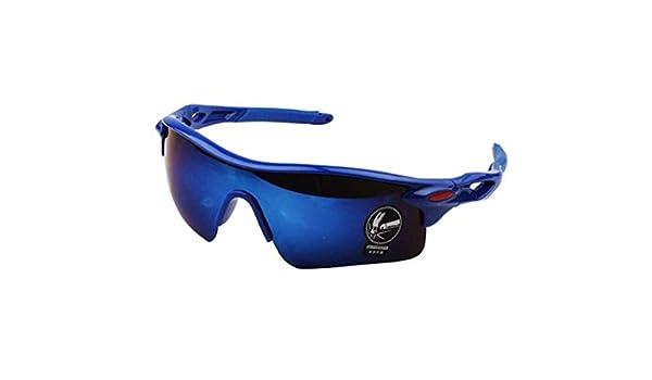 Wa Gafas de Sol Deportivas Polarizadas Para Hombre Para Esquiar Golf Correr Ciclismo Súper Liviana Para Hombre y Mujer: Amazon.es: Hogar