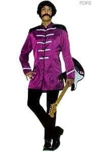 Chaqueta de Sargento Pimienta en Violeta Sgt Peppers Jacket en Violeta 111cm Pecho