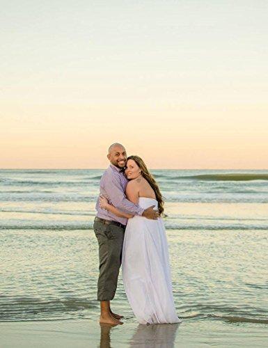 Fidanzata Sposa Avorio Maniche Di Chiffon Linea Spiaggia Color Abiti Da Sposa Da Abiti Un Lunghi Cdress f5nOZTn