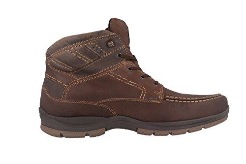 FRETZ men - Botas de Piel para hombre Marrón marrón