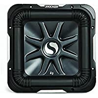 Kicker 11S15L74 Solo Baric 15 L7 Subwoofer S12L7 Sub (Certified Refurbished)
