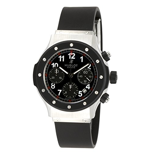 Hublot Superb Black Magic Black Dial Chronograph Automatic Mens Watch 1926.NL30.10