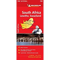 South Africa- Michelin National Map 748 2018