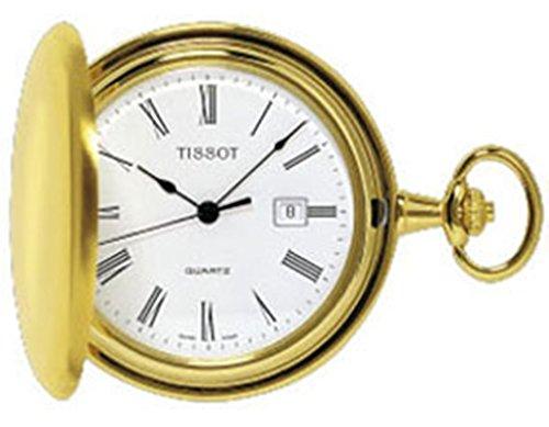 Tissot's Unisex Savonnettes Pocket watch #T83.4.503.13 ()