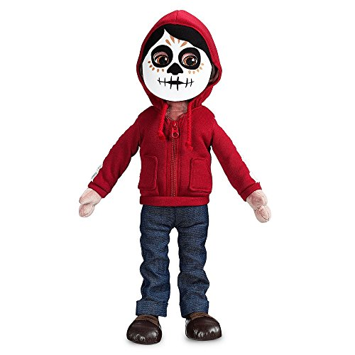 Disney Pixar Coco Day of the Death Miguel 19 Inch Plush