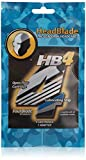 HeadBlade Men's HB4 Refill Shaving Razor Blades
