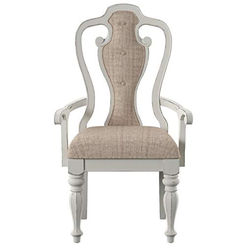 - Liberty Furniture Splat Back Uph Arm Chair