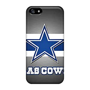 Iphone 5/5s Cover Case - Eco-friendly Packaging(dallas Cowboys)