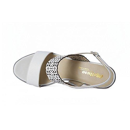 Melluso Zeppa Walk - R70807 Blanco