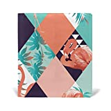 Book Covers Notebook Textbook Jumbo School Educational Supply Office Homecoming Flamingo Geometry