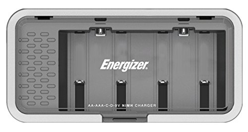 Energizer Recharge Universal Charger Batteries