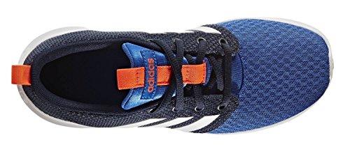 adidas Swifty K, Chaussures de Tennis Mixte Enfant, Bleu (Azul/Ftwbla/Maruni), 38 EU