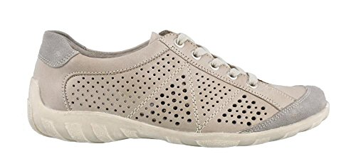 Lace R3402 Shoes Women's White Rieker up BRqYWw