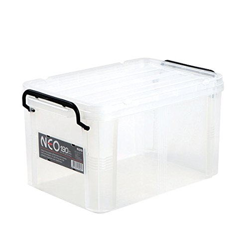 Komax Neo Rectangular Storage Container 19 liters (642.4 fl.oz.)