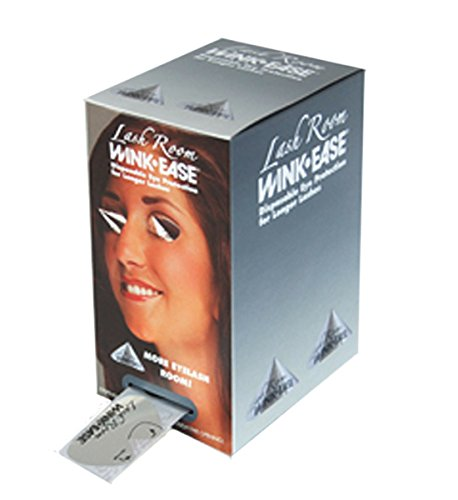 Wink Ease Lash Room Disposable UV Eye Protection 250ct Roll from Wink-Ease