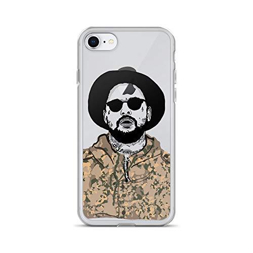 ScHoolboy Q Apple IPhone 6s 7 8 plus X phone Case (iPhone x)