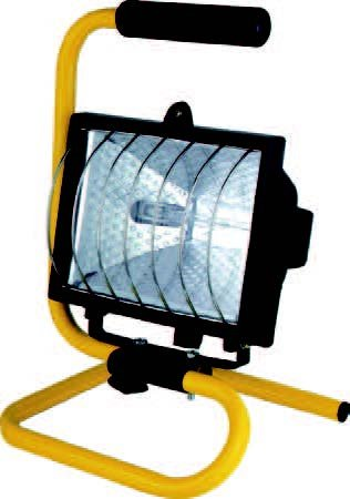 Fenoplastica proyectores - Proyector cuarzo yodo 500w negro con ...