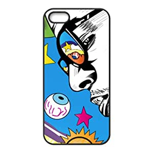 Cute wonderful eyes man Cell Phone Case for Iphone 5s