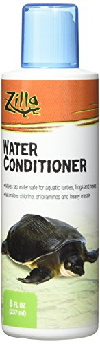 - Zilla Reptile Terrarium Aquatic Water Conditioner, 8-Ounce