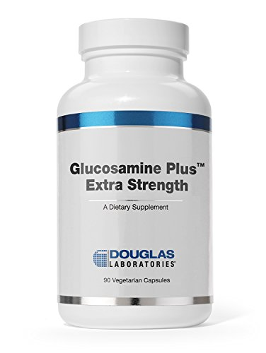 Douglas Laboratories® - Glucosamine Plus Extra Strength - Supports Health of Connective Tissues and Joint Cartilage* - 90 Capsules by Douglas Laboratories