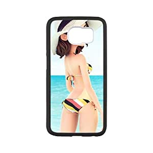 GGMMXO Cartoon Girls Phone Case For Samsung Galaxy S6 G9200 [Pattern-1]