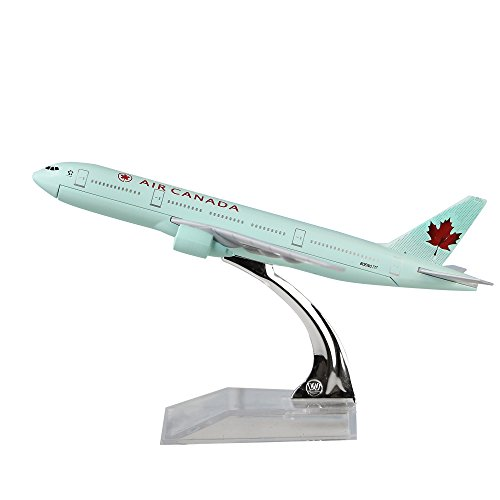 Air Canada Model - Air Canada Boeing 777 Alloy Metal Model souvenir Model Aircraft Collection