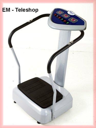 Industex Vibromax - Plataforma vibratoria: Amazon.es: Deportes y ...