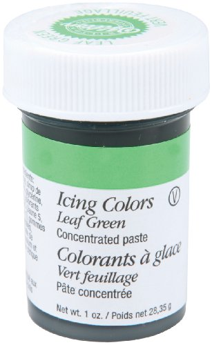Wilton 610-809 Icing Gel, 1-Ounce, Leaf Green