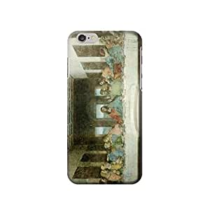 "Leonardo Da Vinci The Last Supper 4.7 inches Iphone 6 Case,fashion design image custom iPhone 6 4.7 inches case,durable iphone 6 hard 3D case cover for iphone 6 4.7"", iPhone 6 Full Wrap Case"