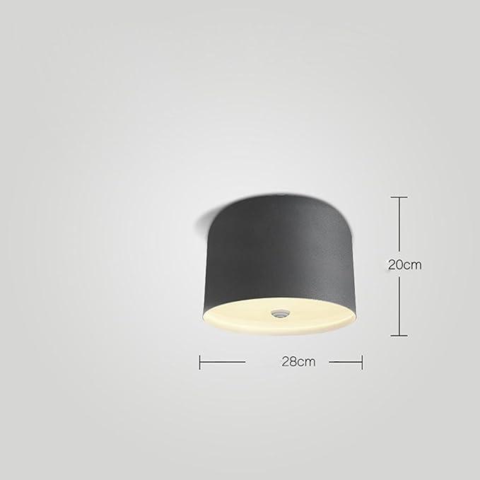Lámparas de techo modernas nórdicas Lámpara de techo de led ...