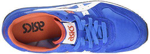 Runner classic Zapatillas white Unisex 4201 Blue Adulto Asics Azul Oc 5gn4w4
