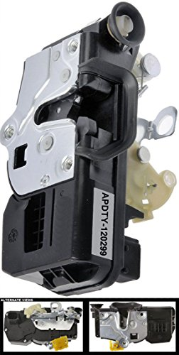 APDTY 120299 Door Latch & Lock Actuator Motor Fits Rear Right Passenger-Side 2007-2009 Cadillac Escalade Chevrolet Tahoe GMC Yukon (Replaces 15785127, 15896625, 20783858, 25873487, 25876390)