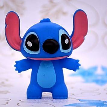 lzpoyaya Mini Lilo Stitch Figura de acción Muñeca Juguetes ...