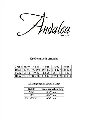 Femme Femme Noir Combinaison Andalea Andalea Noir Combinaison nPnUxv8