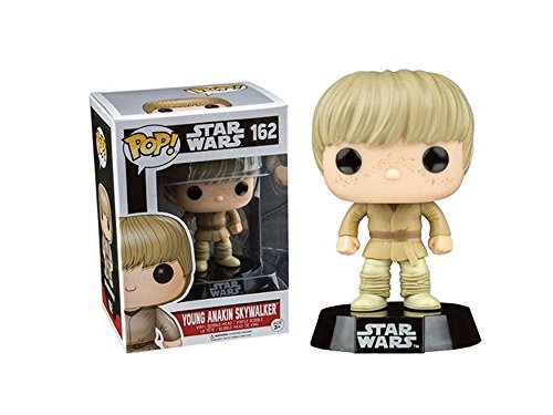 Funko Pop! Star Wars Young Anakin Skywalker #162 (Target (Young Anakin Skywalker)