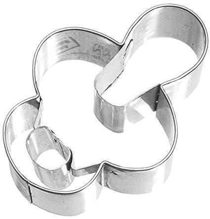 Galletas - Moldes para dulces/galletas Forma de boda Chupete (6 cm ...