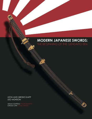 Modern Japanese Swords: The Beginning of the Gendaito era ()
