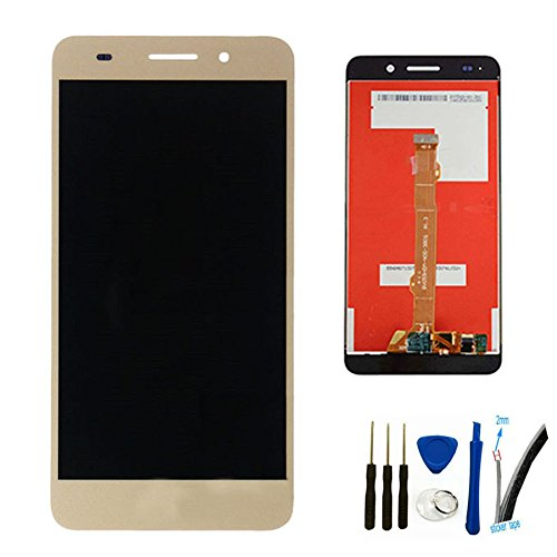 Price comparison product image LCD + TP Replacement For Huawei Y6 II 2 / Honor 5A CAM-L23 CAM-L03 CAM-L21 CAM-AL00 Display Touch Screen digitizer glass Assembly (gold)